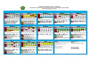 Kalender Pendidikan 2015 2016 Sd Jabar | New Calendar Template Site