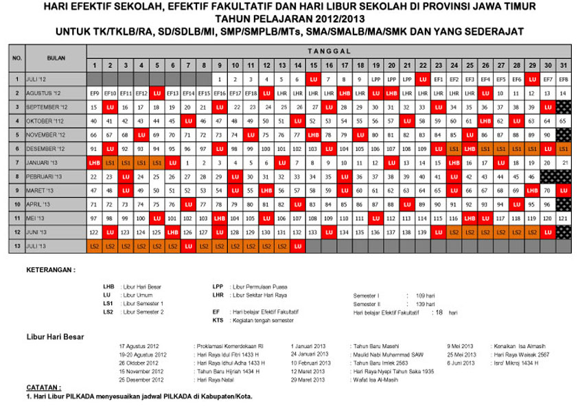 Kalender Pendidikan Sd 2015 2016 | newhairstylesformen2014.com